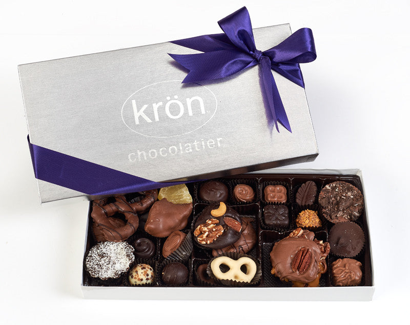 Signature Collection Boxed Vegan Chocolates, 1 lb.