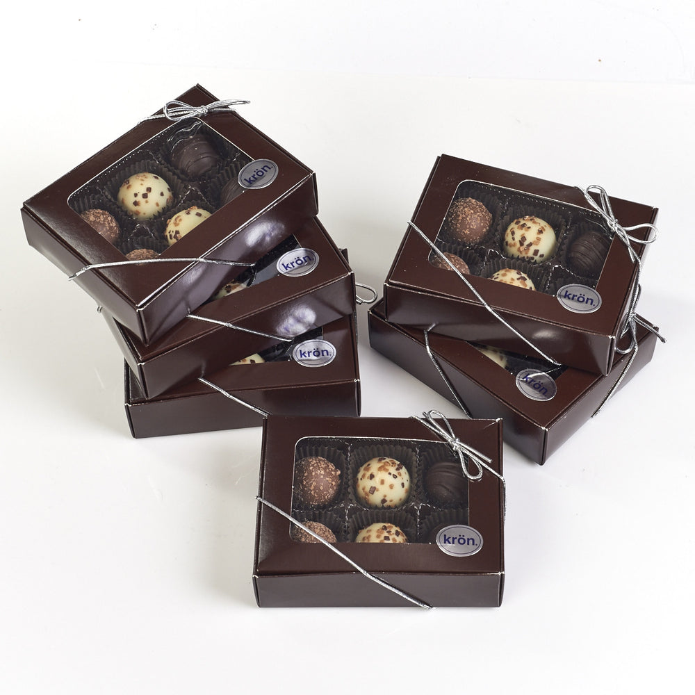 Chocolate Truffle - 6 boxes of 6 pieces