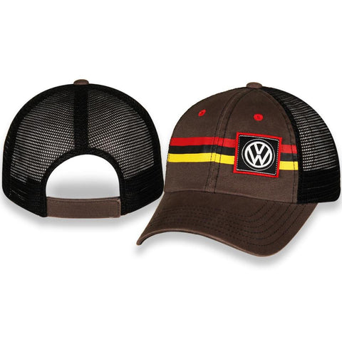 VW Hat, Mesh Patch Cap