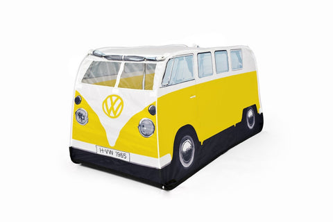 Volkwagen Kids Pop Up Play Tent, Yellow