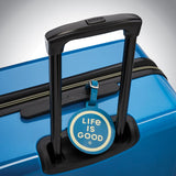 VW Bus American Tourister 20 inch Life Is Good Spinner Carry-On