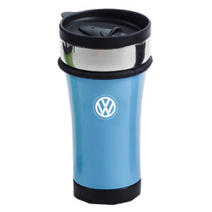 VW Blue Travel Tumbler
