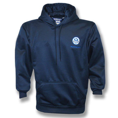 VW Navy Poly Fleece Hoodie