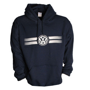 VW Adult Navy Game Day Hoodie
