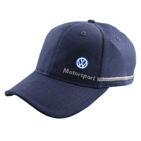 VW Motorsport Navy Cap