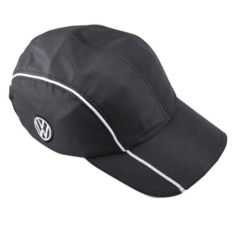 VW Black Runners Cap