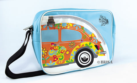 VW Beetle Shoulder Bag Flower
