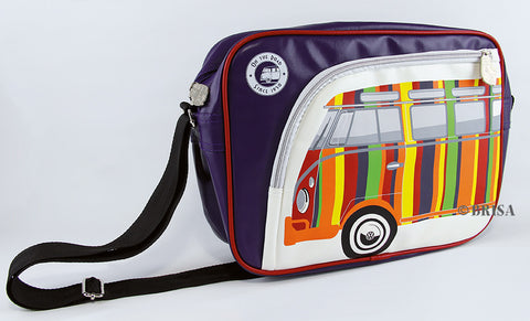 VW T1 Shoulder Bag Stripes