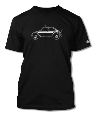 "Volkswagen Beetle ""Baja Bug"" T-Shirt - Men - Side View"