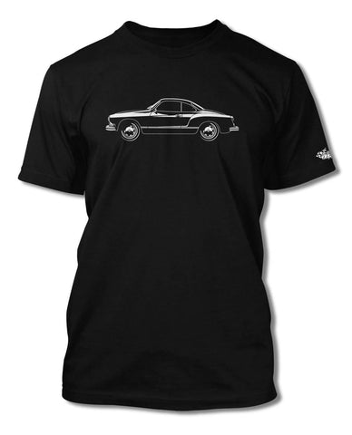 Volkswagen Karmann Ghia Coupe T-Shirt - Men - Side View