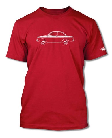 Volkswagen Type 3 1500 Notchback T-Shirt - Men - Side View