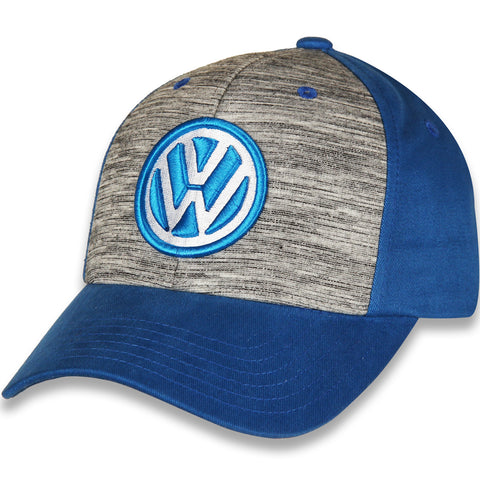 VW Hat, Royal Blue with Volkswagen Logo