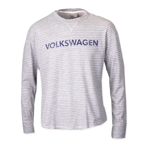 VW Quarterdeck Long Sleeve Striped Shirt