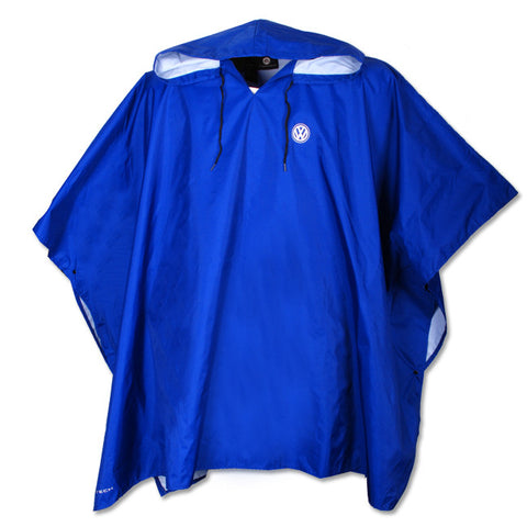 VW Royal Packable Poncho