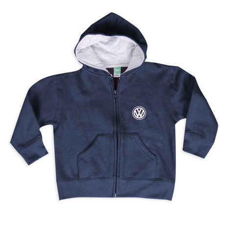 VW Toddler Zip Up Hoodie
