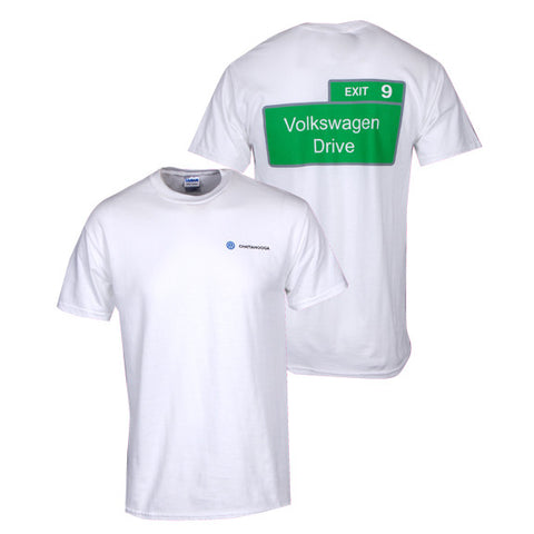 VW Chattagnooga Exit Tee