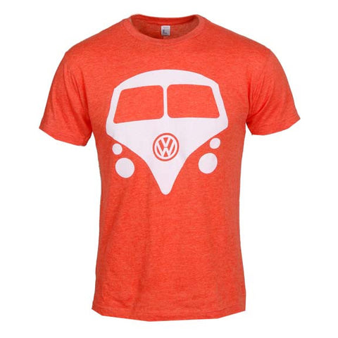 VW Bus Tee, Orange