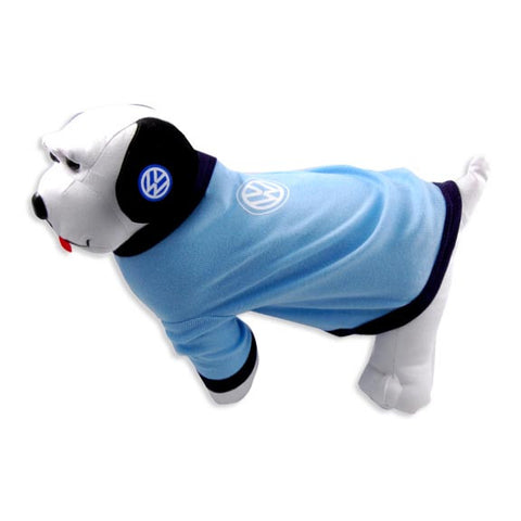 VW Doggie Ringer Tee, Blue