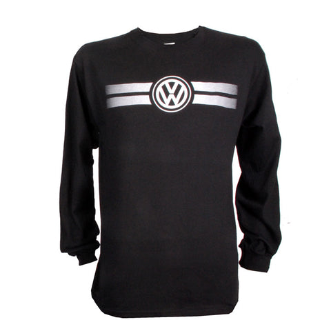 VW Black Long Sleeve Game Day Tee