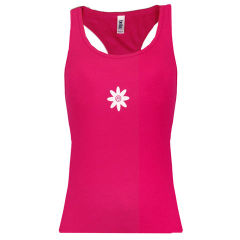 VW Ladies Berry Daisy Tank
