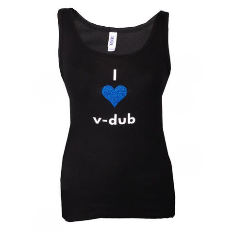 VW Ladies V-Dub Love Tank
