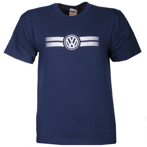 VW Youth Navy Game Day Tee
