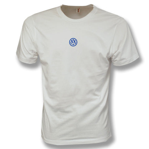 VW White T-Shirt - Adult