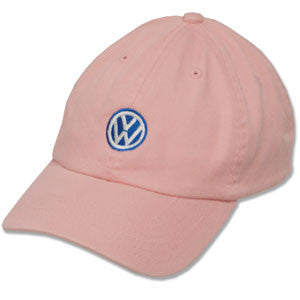 VW Youth Pink Cap