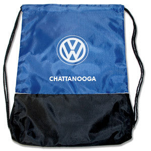VW Chattanooga Drawstring Backpack