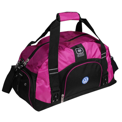 VW OGIO Dome Duffle Bag, Pink