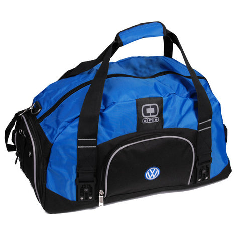 VW OGIO Dome Duffle Bag, Blue