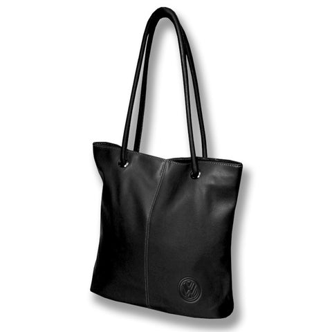VW Black Lamis Tote - VW