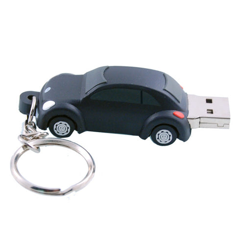 VW Beetle USB Drive Key Fob