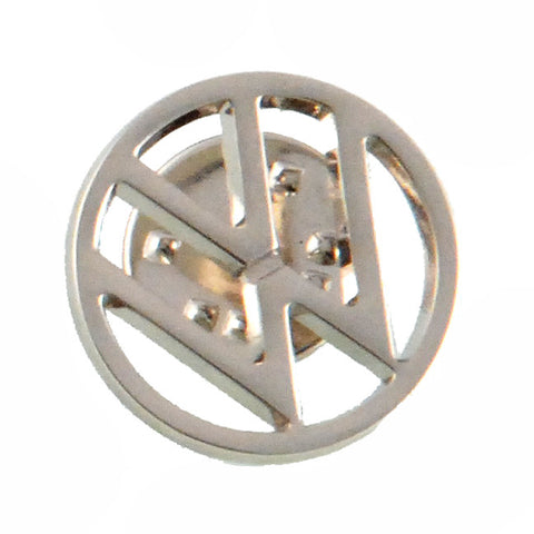 VW Badge Lapel Pin