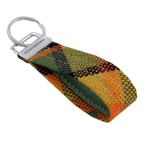 VW Westy Fabric Keytag
