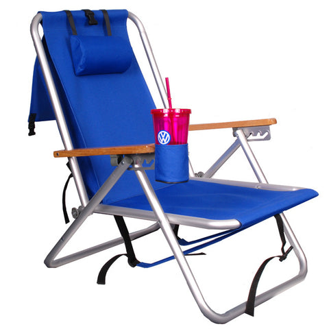 VW Royal Bpack Beach Chair
