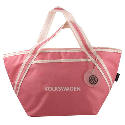VW Piccolo Cooler Tote, Pink