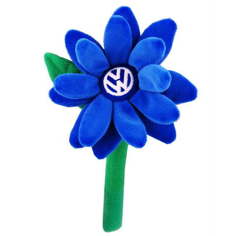 VW Daisy Flower, Blue