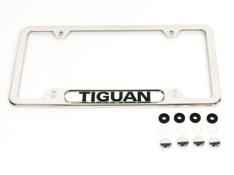 Tiguan VW License Frame