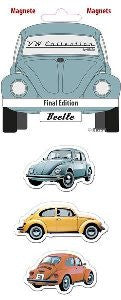 VW Beetle Magnets Final