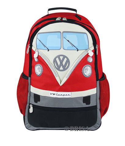 VW T1 Backpack Red
