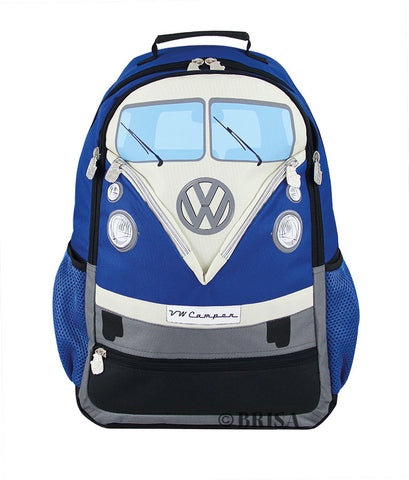 VW T1 Backpack Blue
