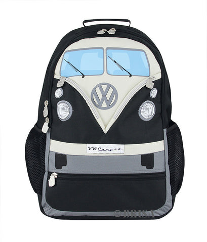 VW T1 Backpack Black