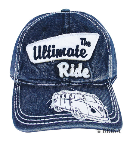 VW Ultimate Ride Cap, Blue