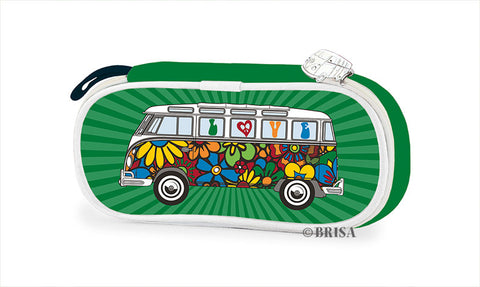 VW T1 Pencil Case Love Bus