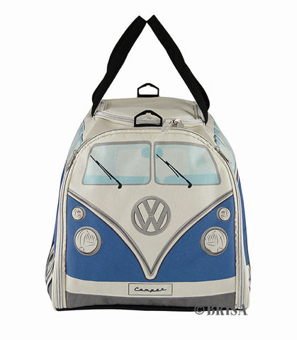 VW Bus T1 Sports Bag, Blue