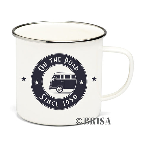 VW T1 Mug On The Road