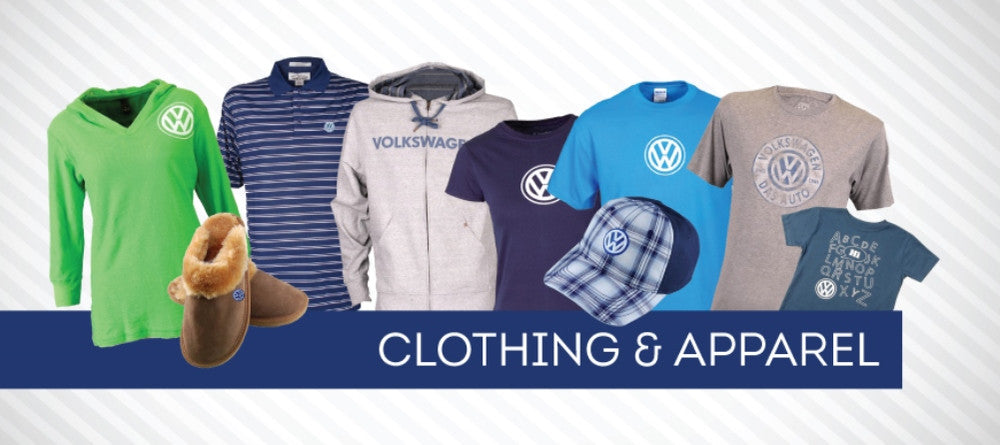 Great Selection of VW Clothing