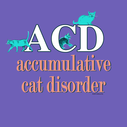 ACD...Accumulative Cat Disorder  EL-349