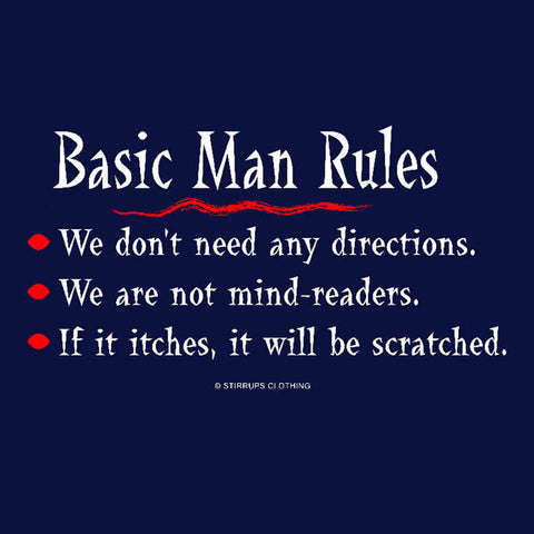 Basic Man Rules EL-339